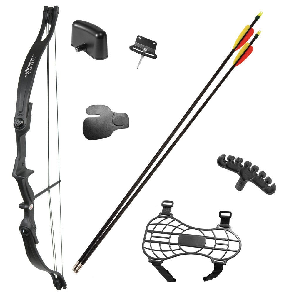 crosman elkhorn jr. compound bow reviews