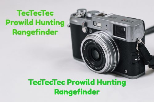 TecTecTec Prowild Hunting Rangefinder featured image
