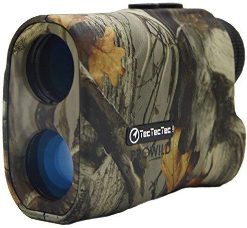 tectectec prowild hunting rangefinder image
