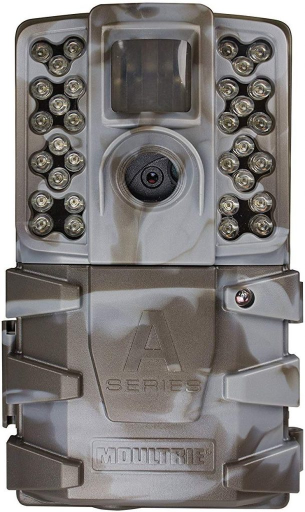 Moultrie A-35 Game best cellular trail camera image