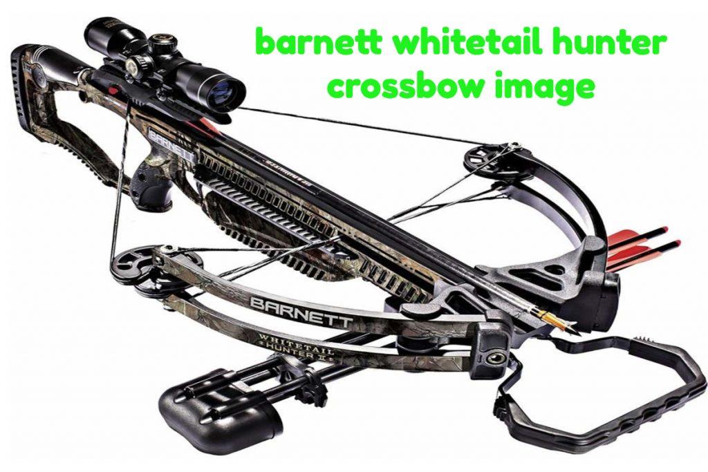 barnett whitetail hunter crossbow image
